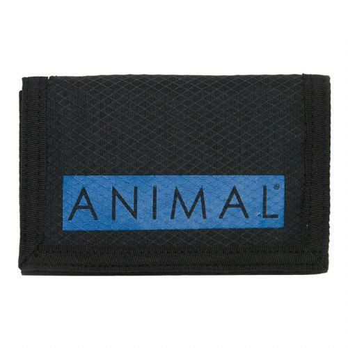 ANIMAL MENS WALLET.VEXATION BLACK COIN CREDIT CARD MONEY NOTE COIN PURSE 9S 3/2